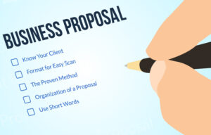 Winning Financial Services Business Proposal-How to write a business proposal